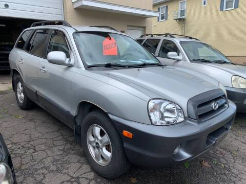 2006 Hyundai Santa Fe for sale at Dennis Public Garage in Newark NJ