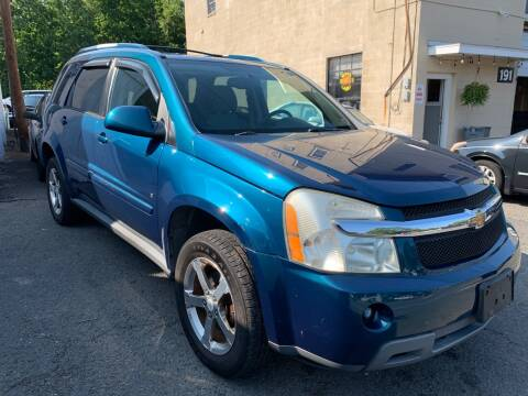2007 Chevrolet Equinox for sale at Dennis Public Garage in Newark NJ
