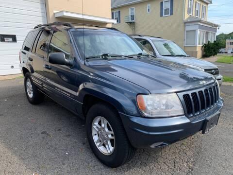 2000 Jeep Grand Cherokee for sale at Dennis Public Garage in Newark NJ