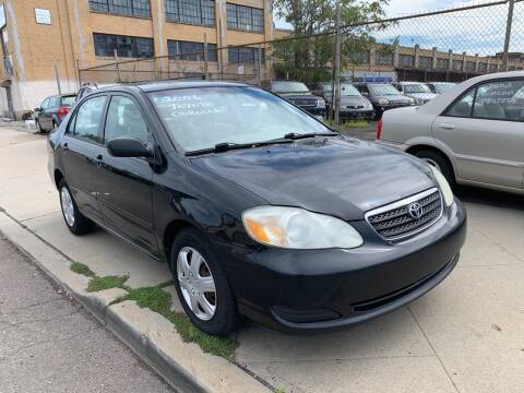2006 Toyota Corolla for sale at Dennis Public Garage in Newark NJ
