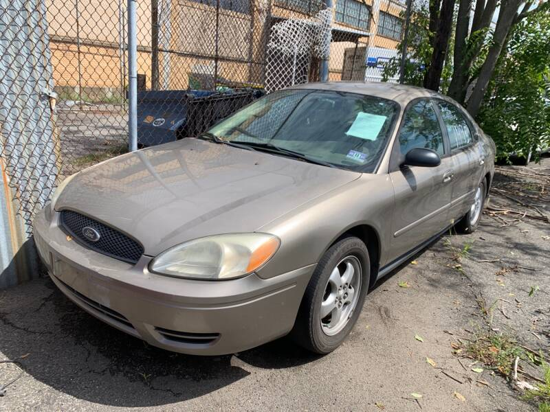 2006 Ford Taurus for sale at Dennis Public Garage in Newark NJ