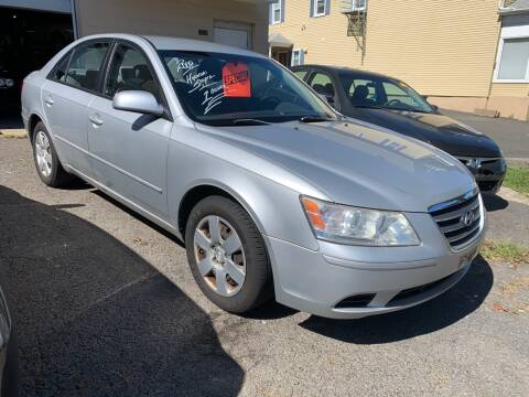 2009 Hyundai Sonata for sale at Dennis Public Garage in Newark NJ
