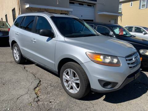 2010 Hyundai Santa Fe for sale at Dennis Public Garage in Newark NJ