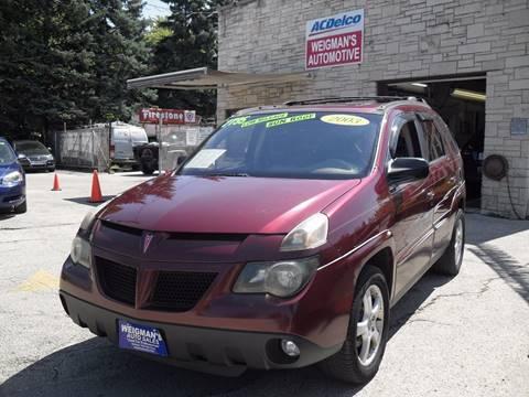 2003 Pontiac Aztek for sale in Milwaukee, WI