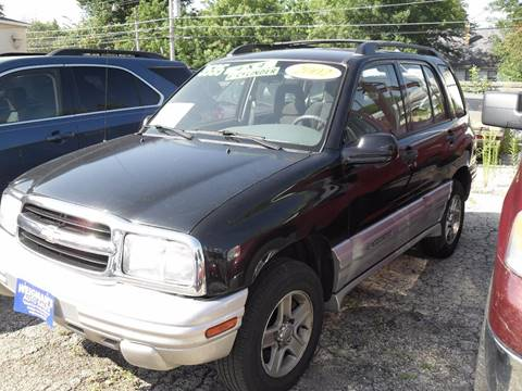 2002 Chevrolet Tracker for sale in Milwaukee, WI