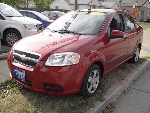 2011 Chevrolet Aveo for sale in Milwaukee, WI