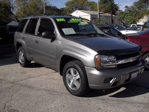2005 Chevrolet TrailBlazer for sale in Milwaukee, WI
