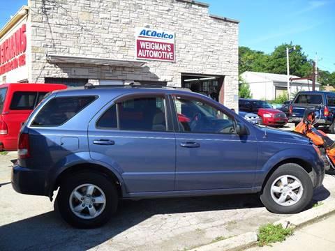 2006 Kia Sorento for sale in Milwaukee, WI