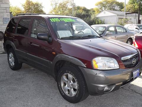 2003 Mazda Tribute for sale in Milwaukee, WI
