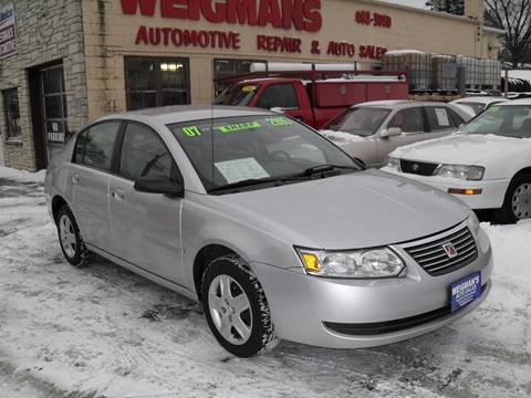 2007 Saturn Ion for sale in Milwaukee, WI