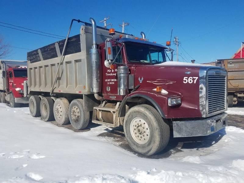 2003 Freightliner Dump Truck - Milwaukee WI