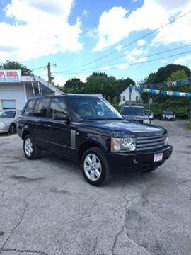 2005 Land Rover Range Rover for sale at Brothers Auto Group in Youngstown OH