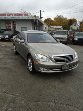2007 Mercedes-Benz S-Class for sale at Brothers Auto Group in Youngstown OH