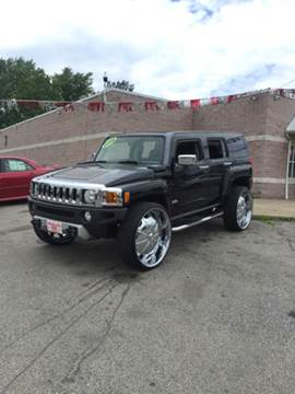 2008 HUMMER H3 for sale at Brothers Auto Group in Youngstown OH