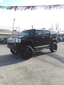 2004 HUMMER H2 for sale at Brothers Auto Group in Youngstown OH