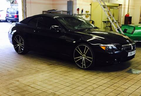 2004 BMW 6 Series for sale at Brothers Auto Group in Youngstown OH