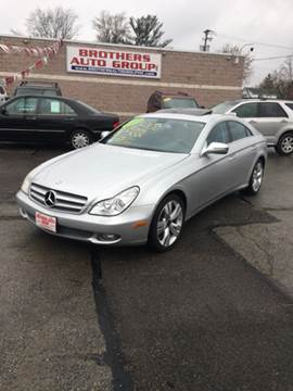2009 Mercedes-Benz CLS for sale at Brothers Auto Group in Youngstown OH