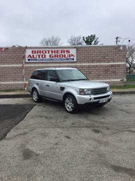2006 Land Rover Range Rover Sport for sale at Brothers Auto Group in Youngstown OH