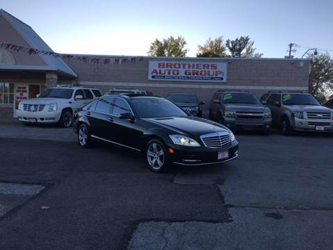 2010 Mercedes-Benz S-Class for sale at Brothers Auto Group in Youngstown OH