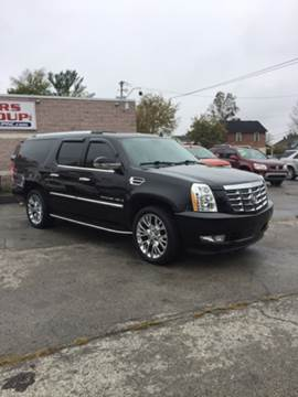 2008 Cadillac Escalade ESV for sale at Brothers Auto Group in Youngstown OH