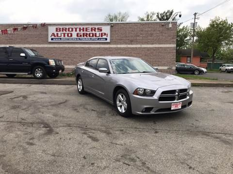 2013 Dodge Charger for sale at Brothers Auto Group in Youngstown OH