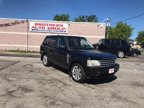2007 Land Rover Range Rover for sale at Brothers Auto Group in Youngstown OH