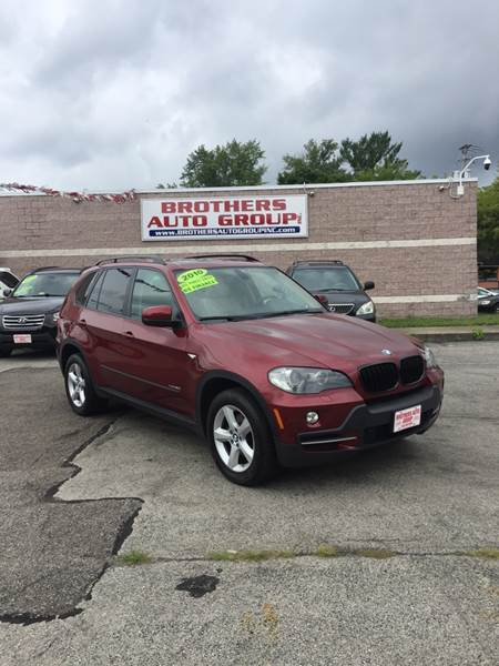 2010 Bmw X5 Awd Xdrive30i 4dr Suv In Youngstown Oh