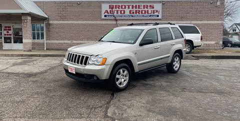 2008 Jeep Grand Cherokee for sale in Youngstown, OH