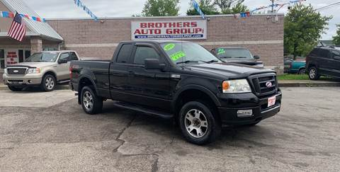 2005 Ford F-150 for sale in Youngstown, OH
