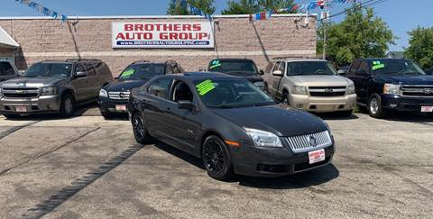 2007 Mercury Milan for sale in Youngstown, OH