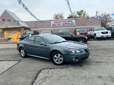 2006 Pontiac Grand Prix for sale in Youngstown, OH