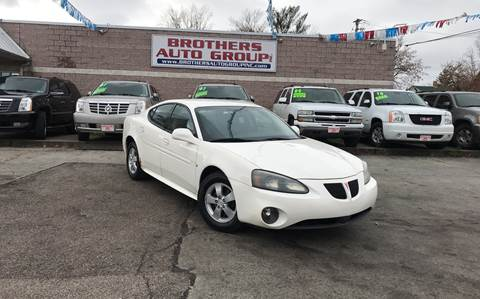 2008 Pontiac Grand Prix for sale in Youngstown, OH