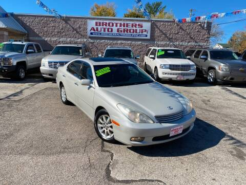 2003 Lexus ES 300 for sale at Brothers Auto Group in Youngstown OH