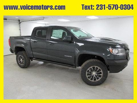 Chevrolet colorado for sale in kalkaska mi for Voice motors kalkaska michigan