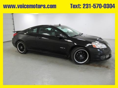 2008 Pontiac G6 for sale in Kalkaska, MI