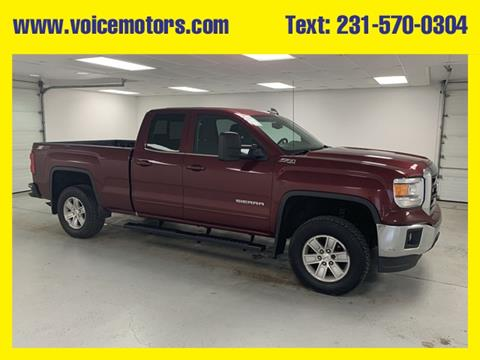 2015 GMC Sierra 1500 for sale in Kalkaska, MI