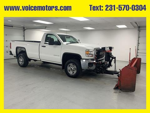 2015 GMC Sierra 2500HD for sale in Kalkaska, MI