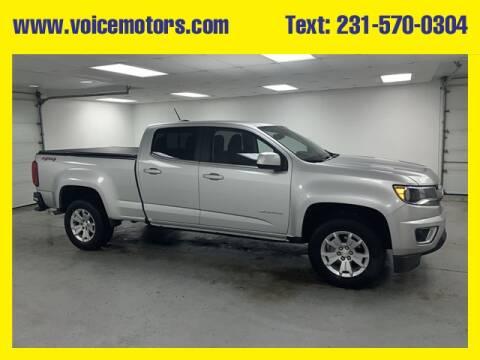 2016 Chevrolet Colorado for sale in Kalkaska, MI