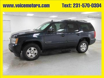 2009 Chevrolet Tahoe for sale in Kalkaska, MI