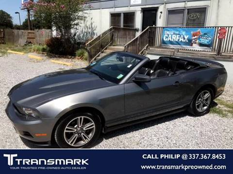 2010 Ford Mustang for sale in New Iberia, LA