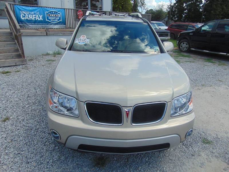 2009 Pontiac Torrent 4dr SUV - New Iberia LA