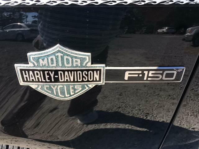 2001 Ford F-150 4dr SuperCrew Harley-Davidson 2WD Styleside SB - New Iberia LA
