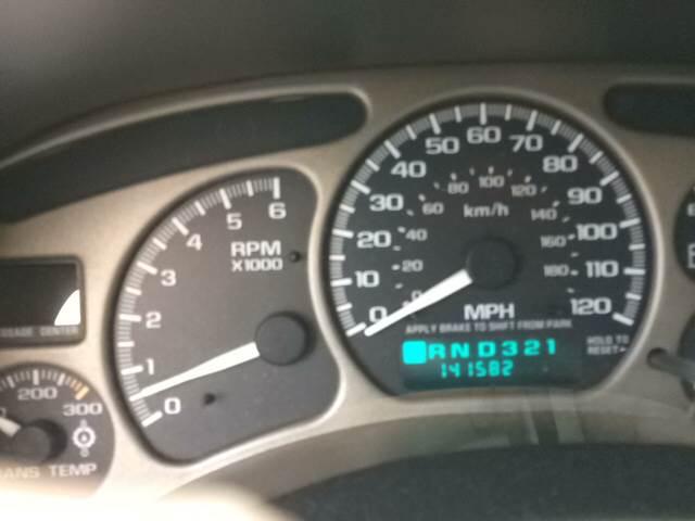 2002 GMC Sierra 1500 AWD 4dr Extended Cab Denali SB - New Iberia LA