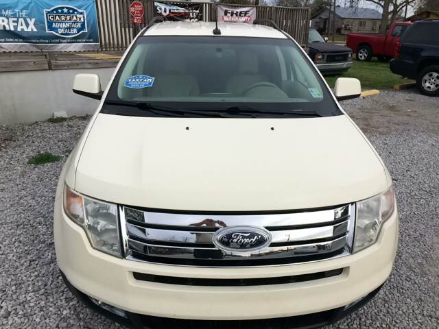 2007 Ford Edge SEL 4dr SUV - New Iberia LA