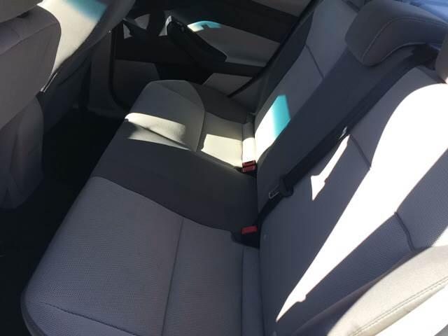 2012 Ford Focus SE 4dr Sedan - New Iberia LA