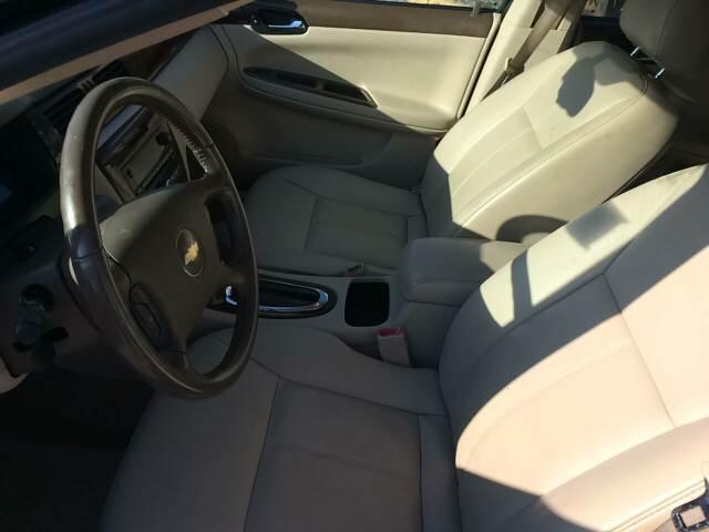 2008 Chevrolet Impala LTZ 4dr Sedan - New Iberia LA