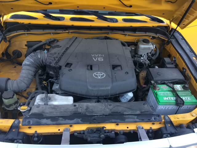 2007 Toyota FJ Cruiser 4dr SUV (4L V6 5A) - New Iberia LA
