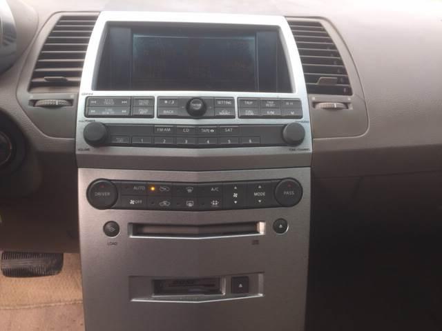 2006 Nissan Maxima 3.5 SE 4dr Sedan w/Automatic - New Iberia LA