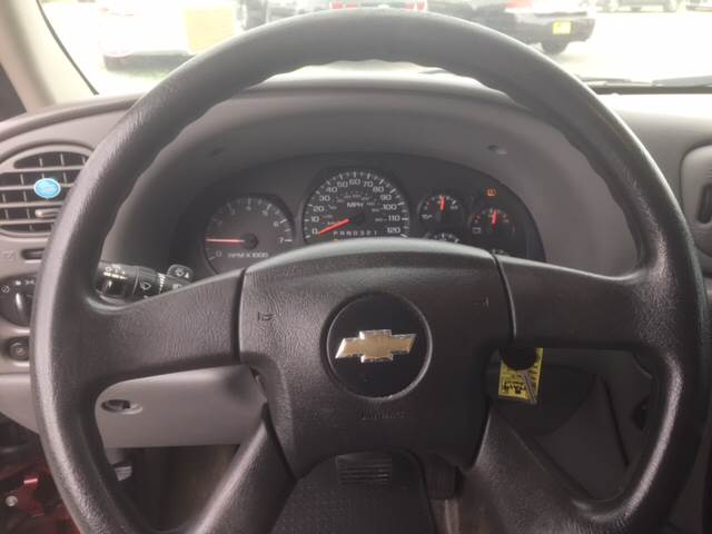 2007 Chevrolet TrailBlazer LS 4dr SUV - New Iberia LA