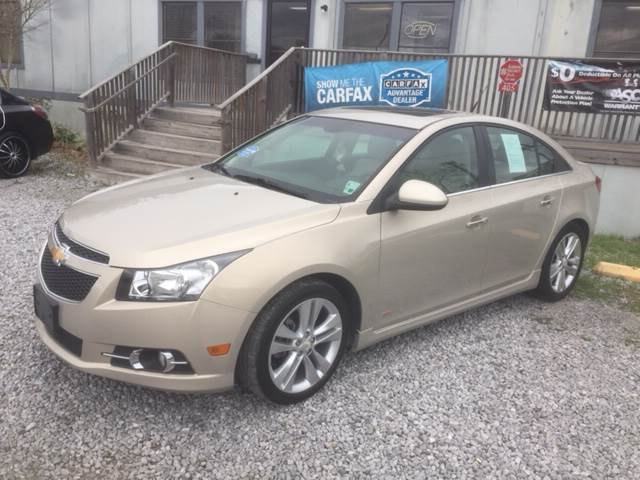 2011 Chevrolet Cruze LTZ 4dr Sedan - New Iberia LA